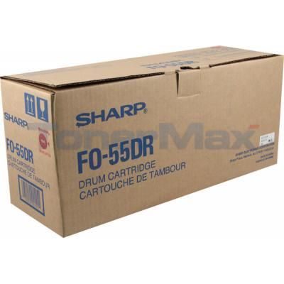 SHARP FO-DC550 DRUM BLACK